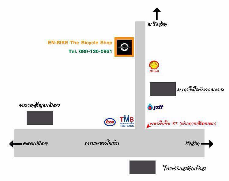 en-bike map thai